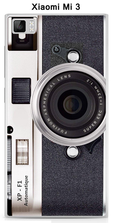 Onozo Carcasa cámara 4 para Xiaomi Mi 3: Amazon.es: Electrónica