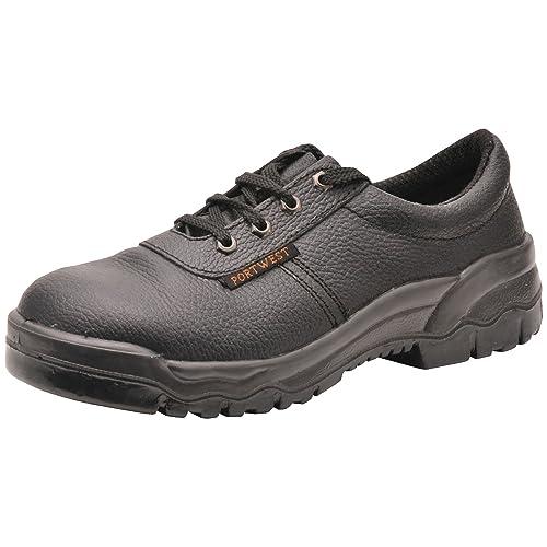 Chaussures à élastique Portwest noires homme 315EuF