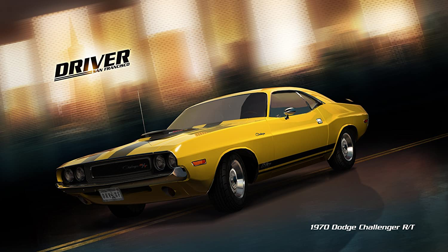 Amazoncom Driver San Francisco Playstation Video Games - Epic stunt driving dodge challenger