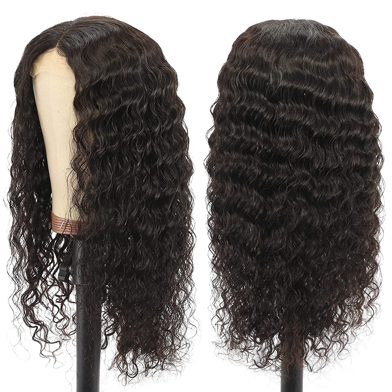 NAMOYA Lace Front Wigs Human Hair 5 lowest price ☆ very popular W 22 Wave Deep Inch