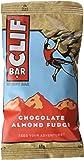 Clif Bar Barrita Energética de Avena y Chocolate con Almendras, (pack con 12 x 68 g)