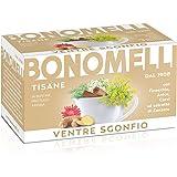 Bonomelli - Tisana Ventre Sgonfio - 12 confezioni da 16 filtri [192 filtri]