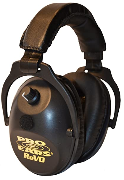 268ede140048 Pro Ears - ReVO - Electronic Hearing Protection and Amplification - NRR 25  - Youth and
