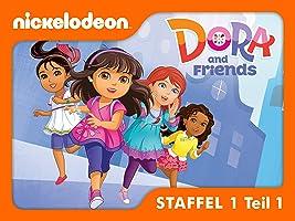 Dora & Friends Staffel 1, Teil 1 [dt./OV]
