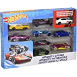 Hot Wheels 9-Car Gift Pack (Styles May Vary), Multicolor (X6999)