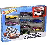 Hot Wheels Mattel X6999 Boîte de petites voitures Modèle 1:64 Multicolore 3ans 27,9mm, 3,81mm