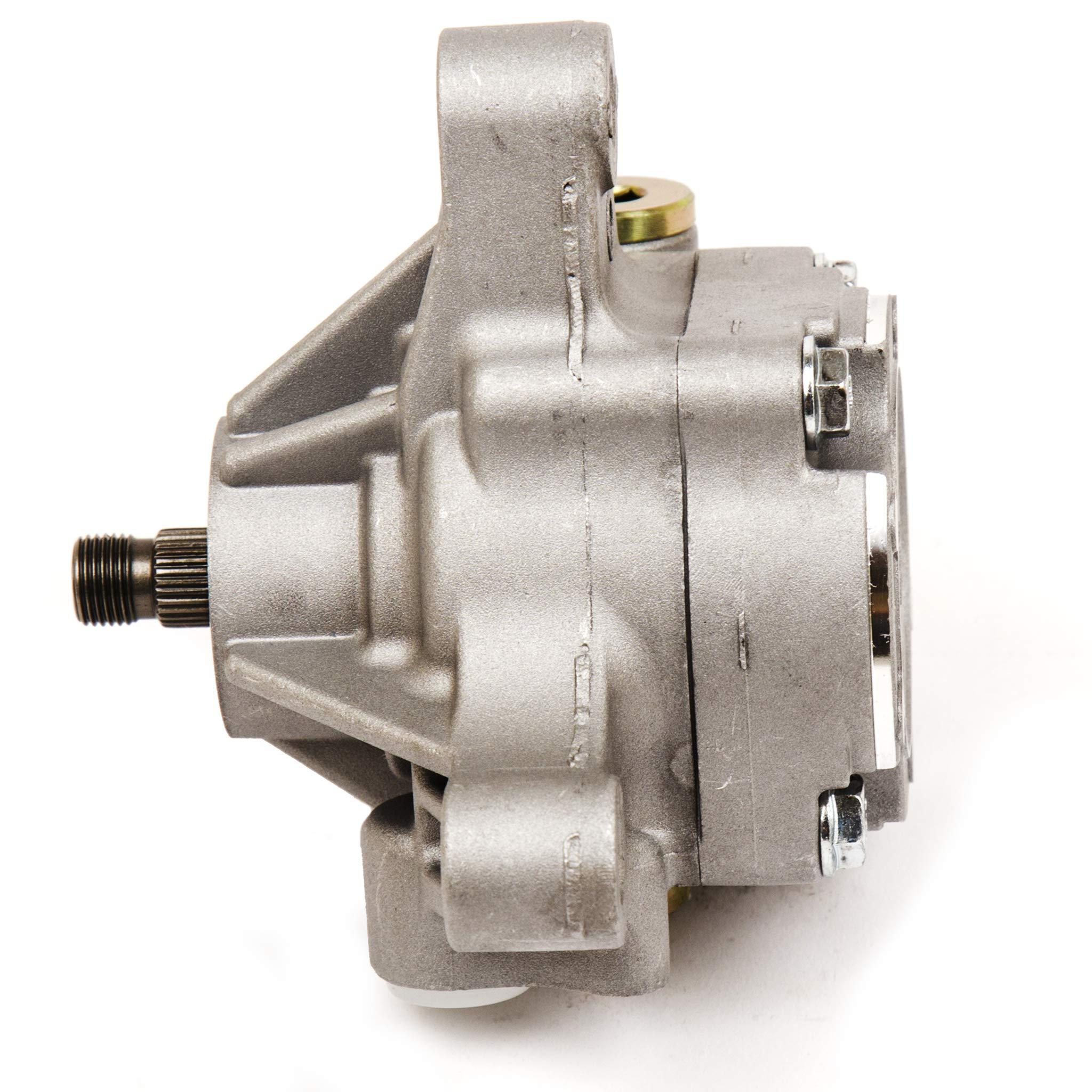 Well Auto 21-5348 New Power Steering Pump 03-04 Honda CR-V 2.4L 03-05 Honda Element 2.4L