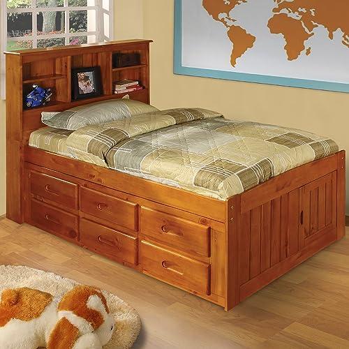 American Furniture Classics Bookcase Bed