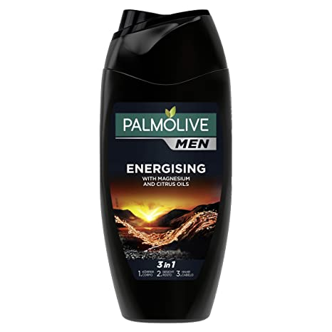 Buy Palmolive Men Bodywash Energising Imported Shower Gel 250ml