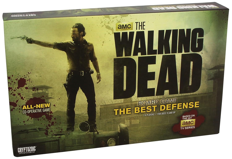 The Best Defense - The Walking Deadhttps://amzn.to/2L2F9Js