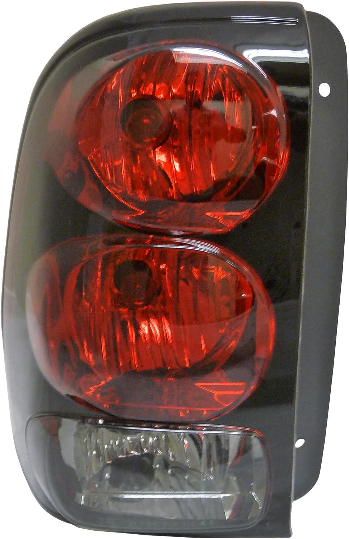 Tail Lamp Assembly Set of 2 Pair LH /& RH Side Fits Trailblazer Trailblazer EXT