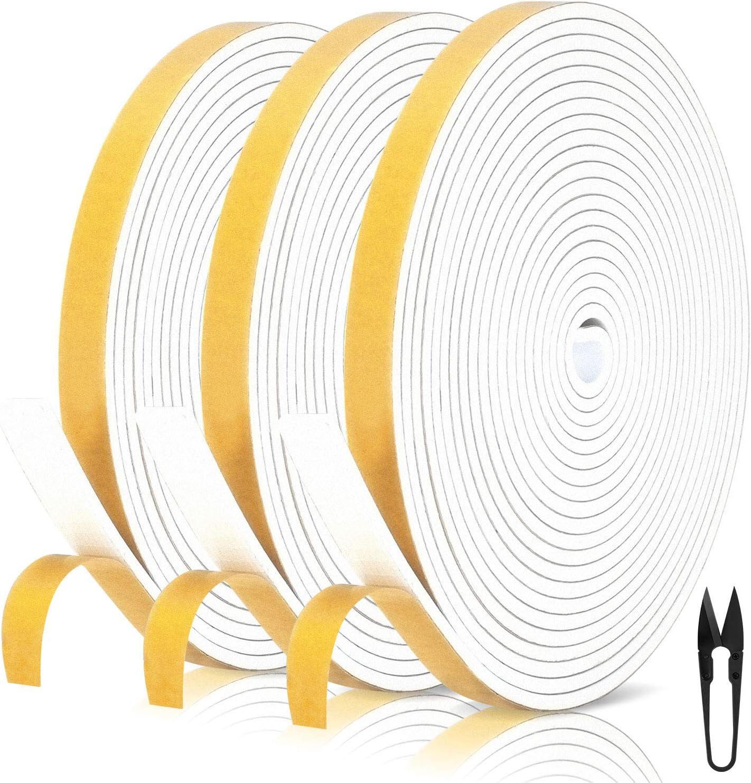 ZYBHWD Strisce di Gomma della Porta dellautomobile Strisce di Gomma a Forma di Z Isolamento del Rumore in Fase di Materiale EPDM Weatherstrip per Accessori Interni Auto Guarnizioni Interne