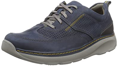 wholesale dealer 82020 98854 Clarks Charton Mix Herren Derby Schnürhalbschuhe