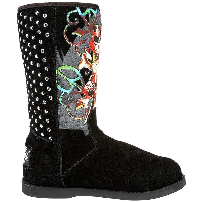 2b9e94c9b6f ED HARDY Women's Bootstrap Boot
