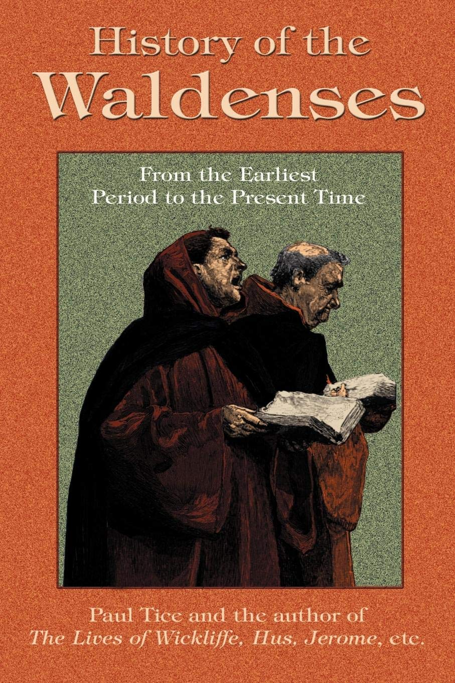 Download History of the Waldenses from the Earliest Period to the Present Time PDF