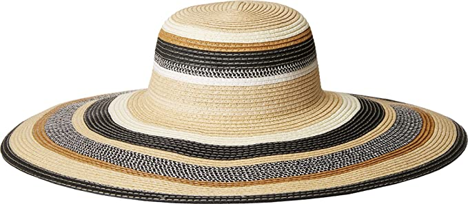 Echo Design Women s Byron Floppy Sun Hat Black One Size at Amazon ... 35febd213dc