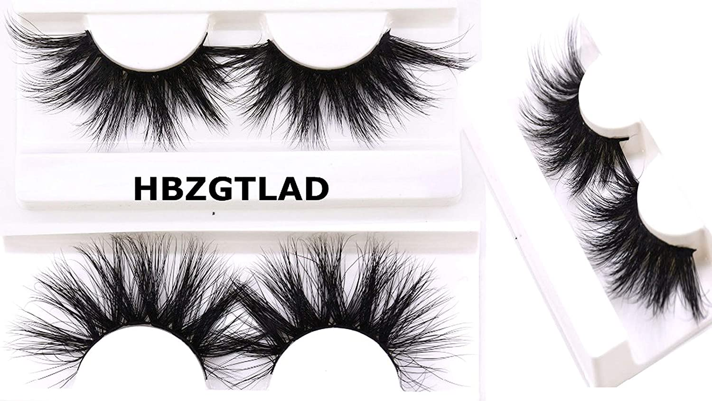 64f32db2cf8 Amazon.com : NEW 25mm Long 3D mink lashes extra length mink eyelashes Big  dramatic Mink Lashes 100% Cruelty free Handmade thick false eyelash, Maj :  Beauty