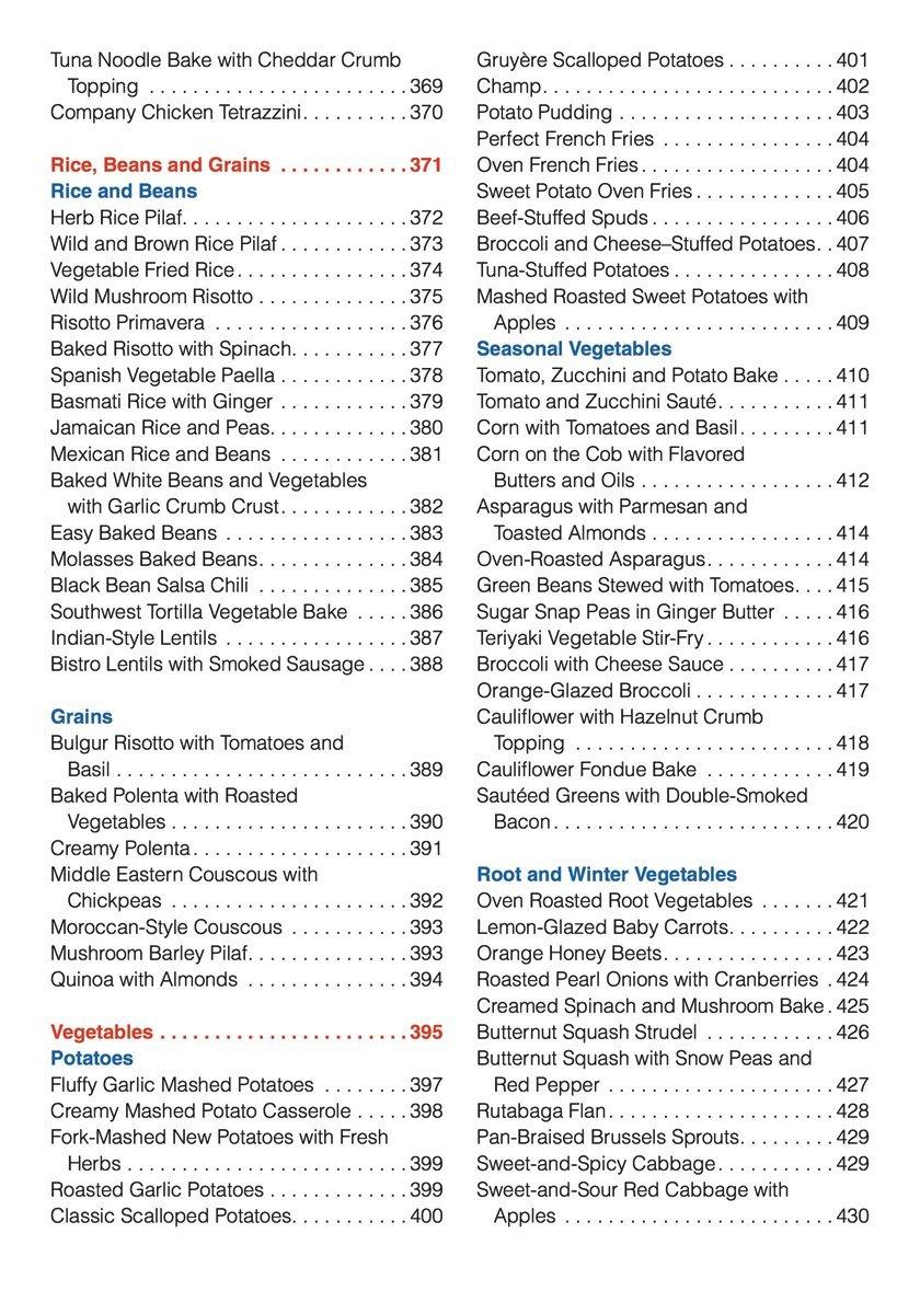 500 Best Comfort Food Recipes Johanna Burkhard 9780778802488
