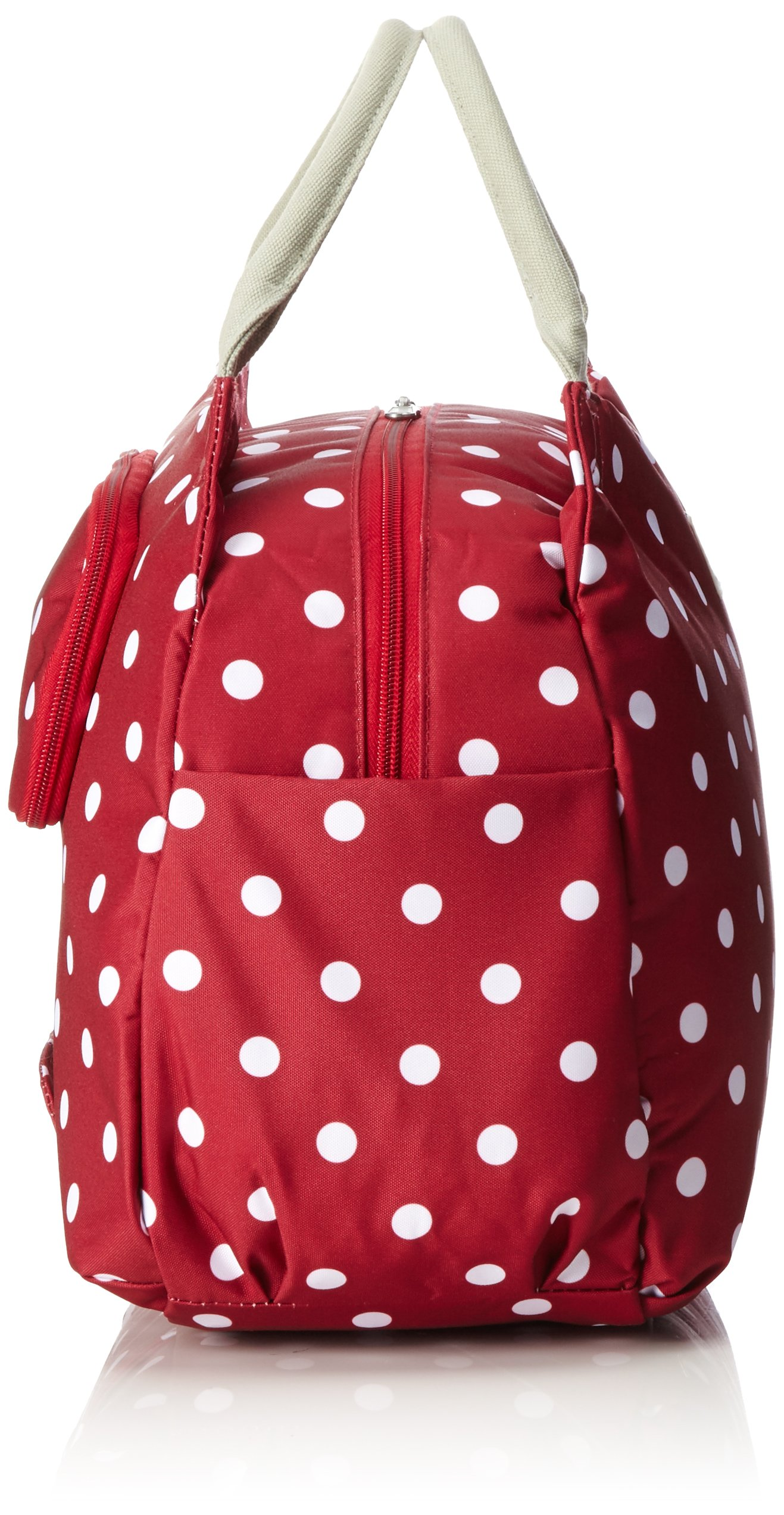 New Looxs Tosca handbag with polka dots, red [Sports] by New (Image #3)