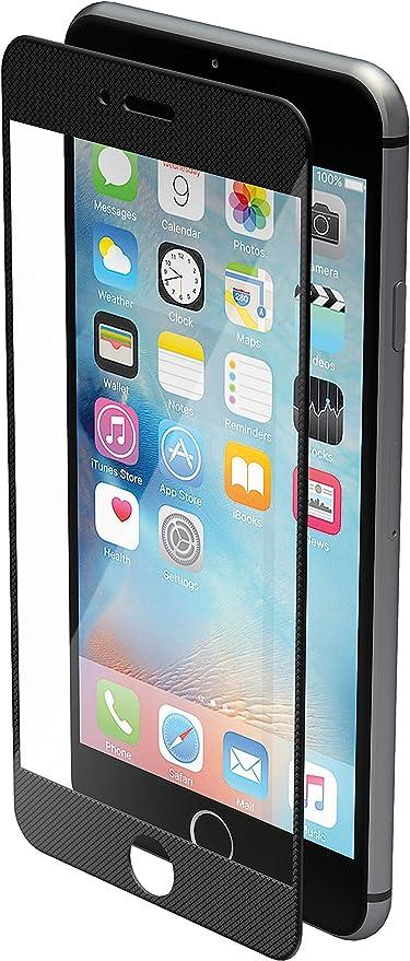 Lampa P15065 - Protector de Pantalla (Protector de Pantalla, Apple, iPhone 7 Plus, iPhone 8 Plus, Resistente al Polvo, Resistente a rayones, Transparente, 1 Pieza(s)): Amazon.es: Electrónica