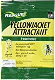 RESCUE! YJTA Non-Toxic Yellowjacket Attractant Refill, 4 weeks