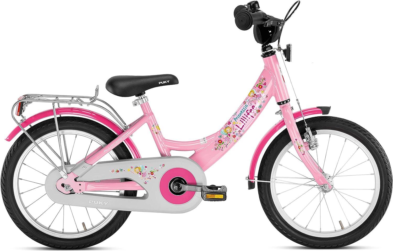 Puky ZL 16 Alu - Bicicleta infantil, color Rosa (Lillifee), tamaño ...