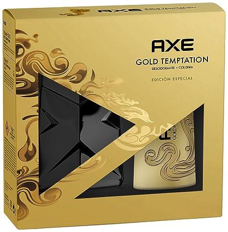 Axe Gold Agua De Colonia + Desodorante - 1 Pack