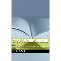 21st-Century Horror: Weird Fiction at the Turn of the Millennium book cover