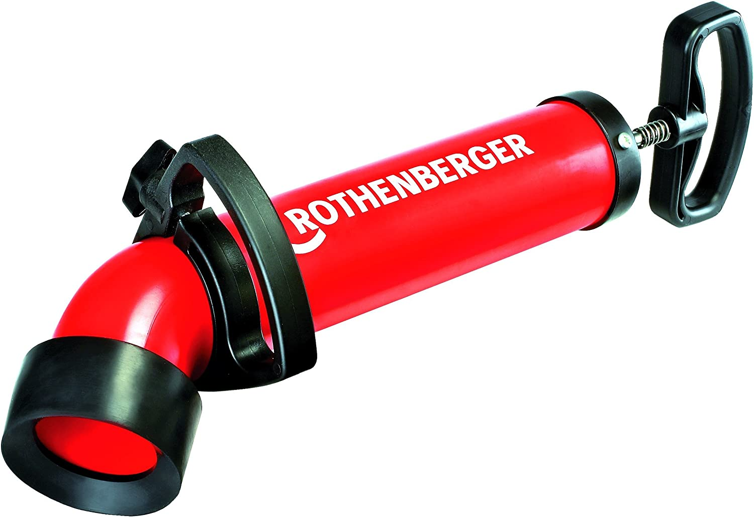 ROTHENBERGER 72070X 072070X-Bomba desatascad. ropump Super Plus, Red