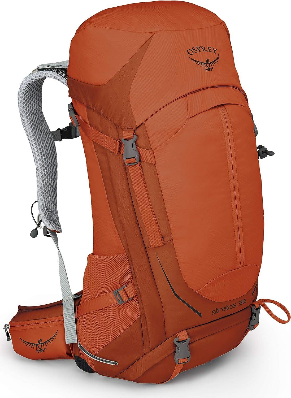 Osprey Packs Stratos 36 Men s Hiking Backpack