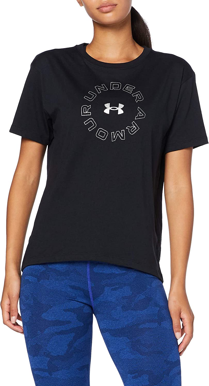 Under Armour Womens Live Fashion Wm Graphicss Short-Sleeve Shirt