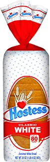 product image for Hostess Classic White Bread, 20 Ounce (Pack of 4)