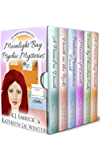 Moonlight Bay Psychic Mysteries: Short Read Box Set 1 - Books 1-6 (Moonlight Bay Psychic Mystery Box Set)