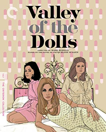 ac7e1d8b73 Amazon.com  Valley of the Dolls  The Criterion Collection  Patty ...