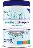 Genuine Health - Marine Collagen Type 1 Powder Unflavored - 7.41 oz.