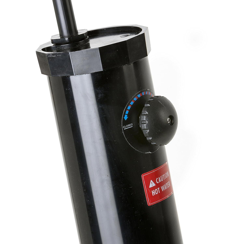 Gre AR1009 - Ducha Solar - 9 litros y altura 215cm Manufacturas Gre