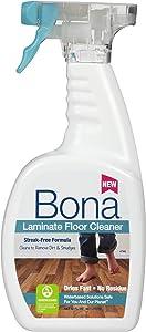 Bona Laminate Floor Cleaner Spray, 32 oz