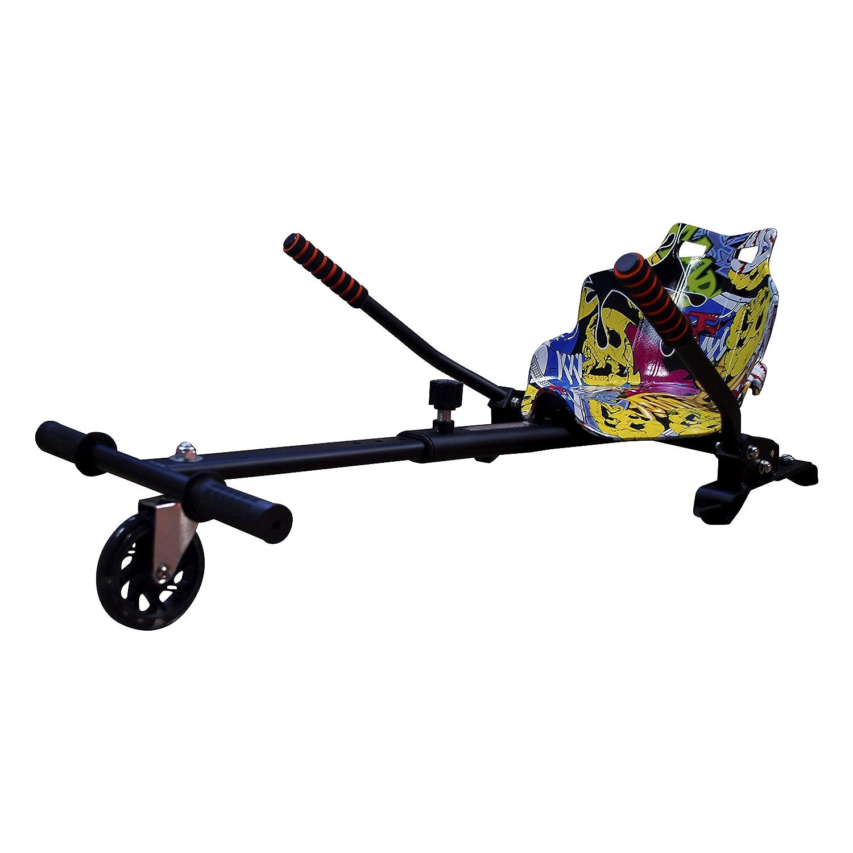 SABWAY Hoverkart Hoverboard - Apto para Niños y Adultos ...