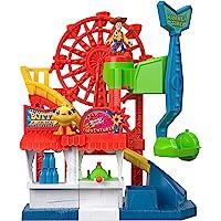 Toy Story Fisher-Price Disney Pixar 4 Carnival Playset