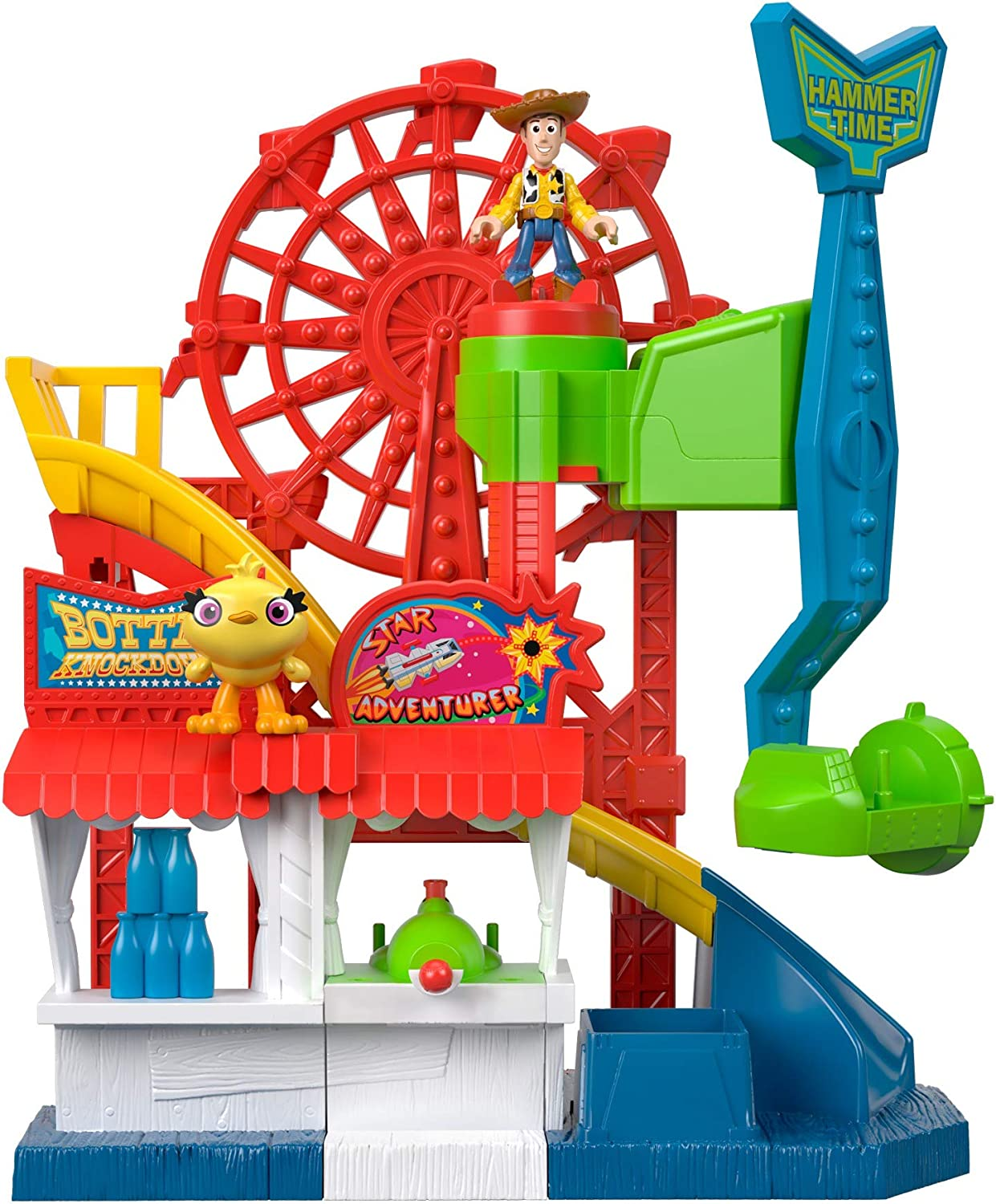Fisher-Price Disney Pixar Toy Story 4 Carnival Playset