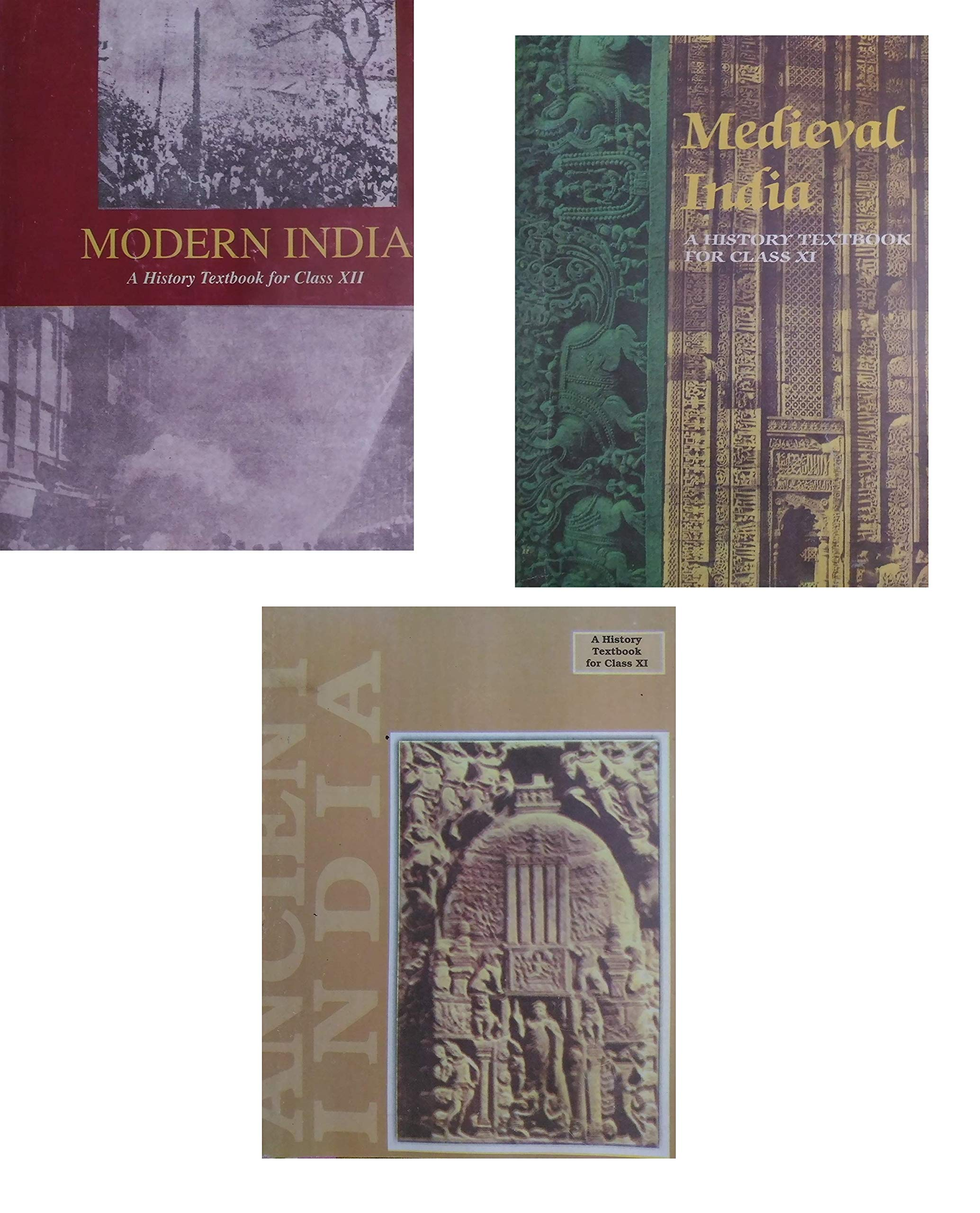 Amazon in: Buy OLD NCERT BOOKS - 1) Ancient India- R S