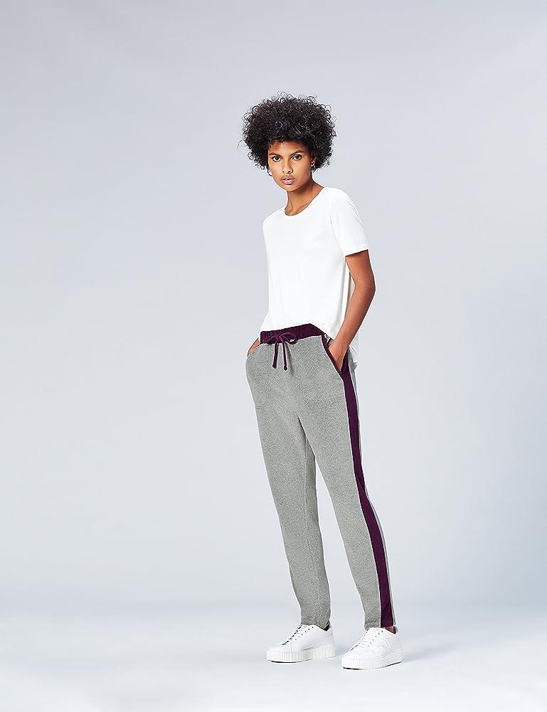 find. Pantalones Estilo Jogger de Terciopelo para Mujer , Gris ...