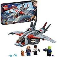 LEGO Marvel Avengers Super Heroes Captain Marvel and The Skrull Attack (307 Pieces)