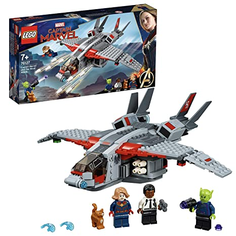Marvel 76127 Multicolore Lego Confidential Heroes Super LGqMpjzSUV