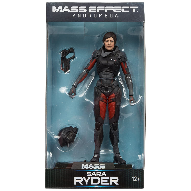 Mass Effect 12018/Andromeda Sara Ryder 17,8/cm Action Figure