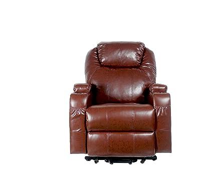 Prime Amazon Com Beverly Fine Furniture Cf2002 Enzo Faux Leather Machost Co Dining Chair Design Ideas Machostcouk