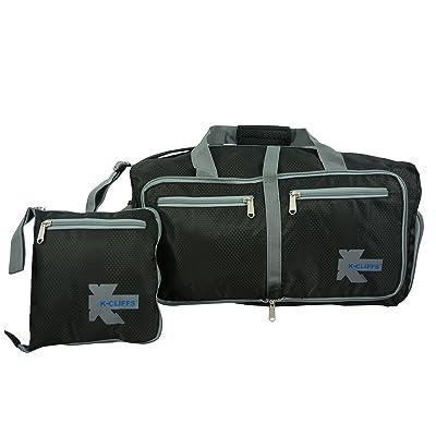 596949590a Foldable Duffel Bag Durable 28