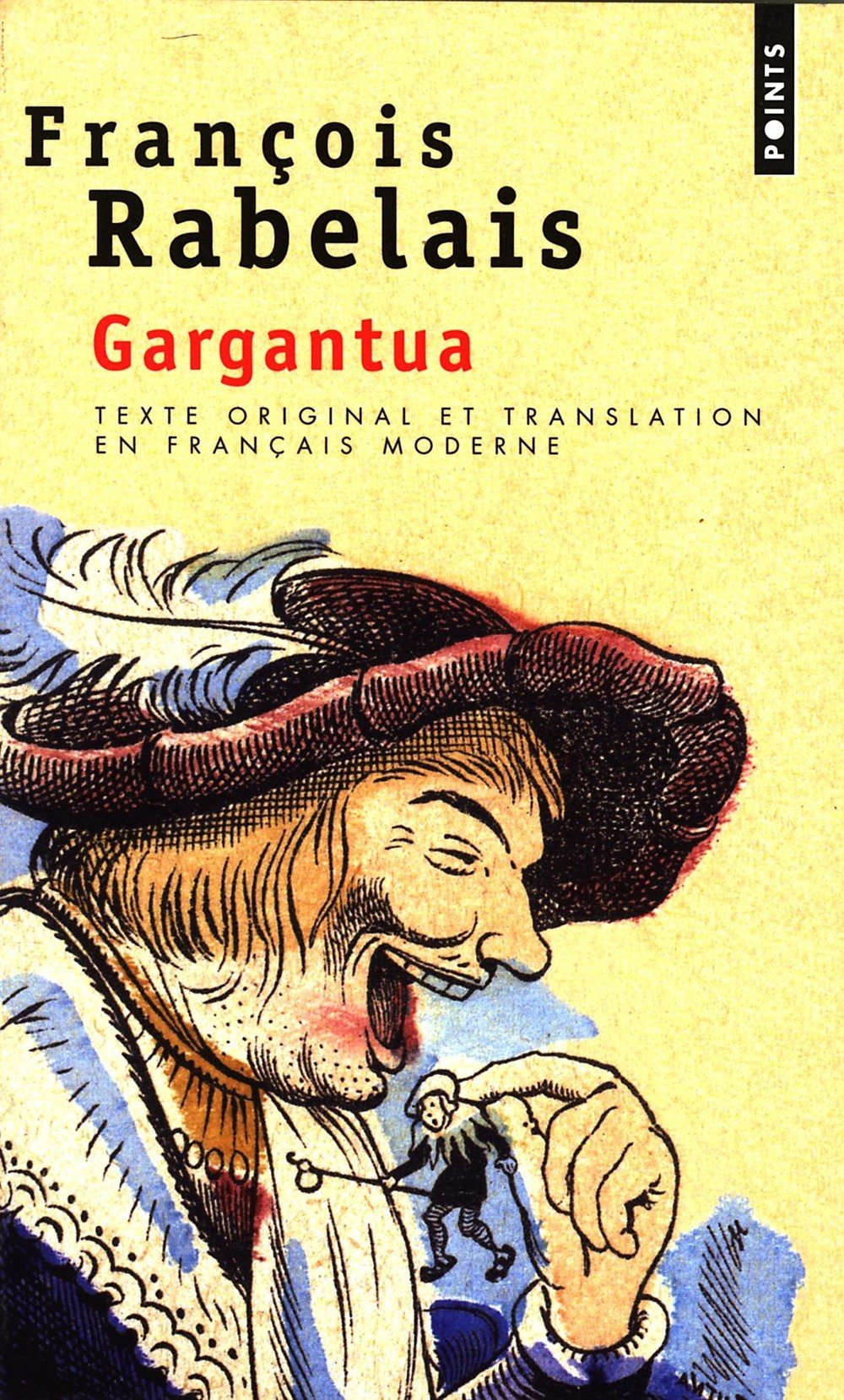 Gargantua and Pantagruel Analysis
