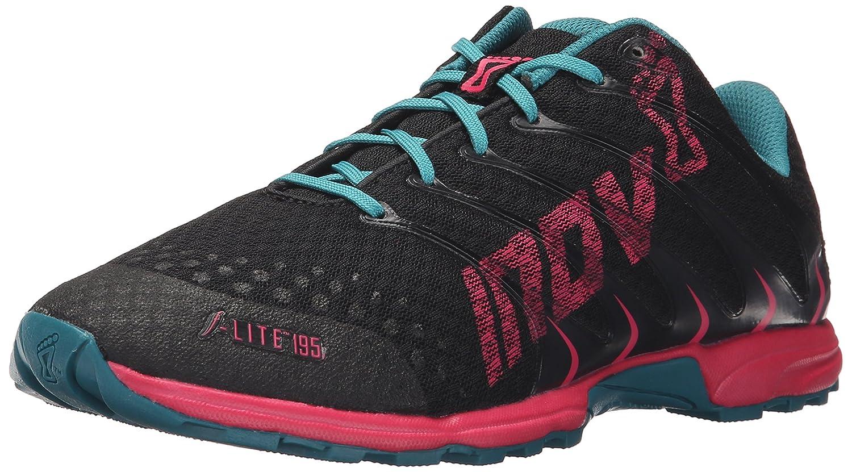 Inov-8 Men's F-Lite 195 Cross-Training Shoe B01B26WCU6 Women's 6/Men's 4.5|Grey/Berry/Teal