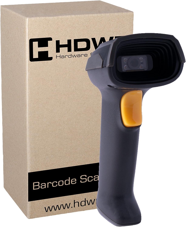 Manual Profesional USB 1D/2D escáner de código de barras, lector de código de barras Avanzada, QR, MaxiCódigo, Data Matrix DPM HD269